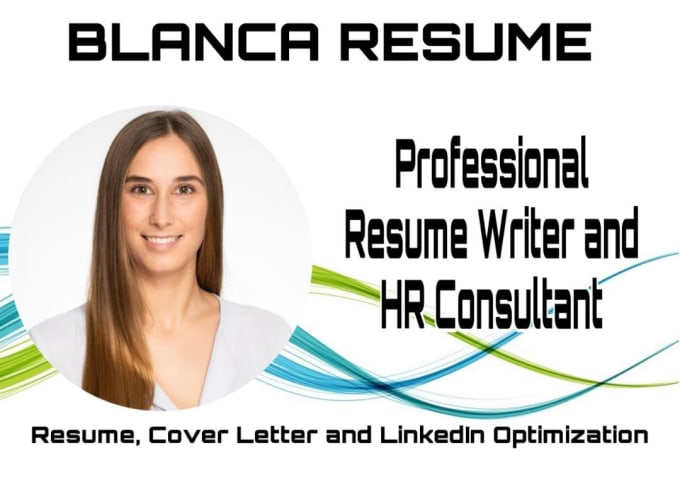 professionally write,edit your resume and cover letter