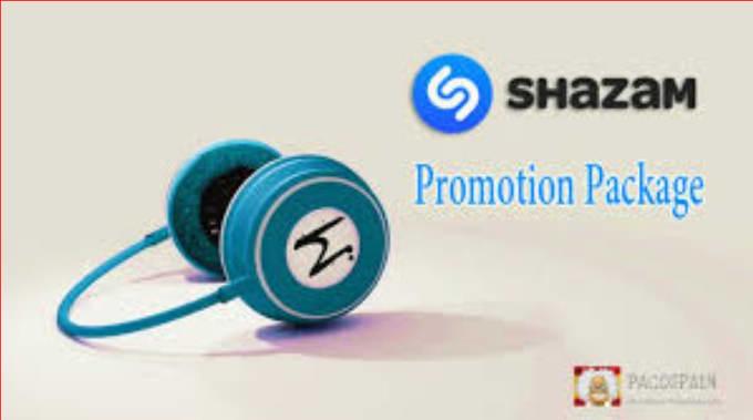 do viral shazam promotion, tidal, music marketing and ensure real music  traffics