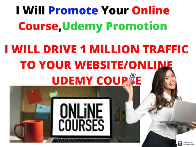 promote your online course,udemy promotion