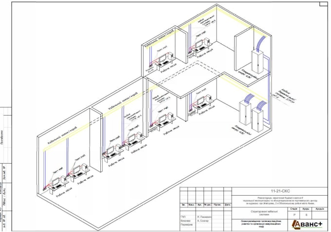 draw in autocad, develop projects