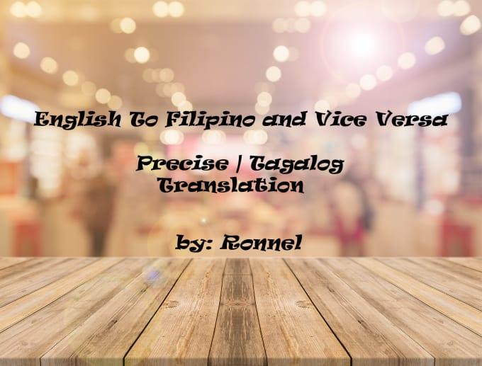Welcome Tagalog Translation Alibata 2019 09 18