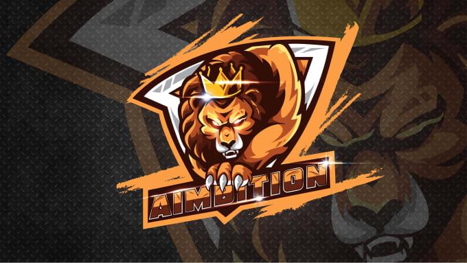 design an outstanding csgo mascot logo