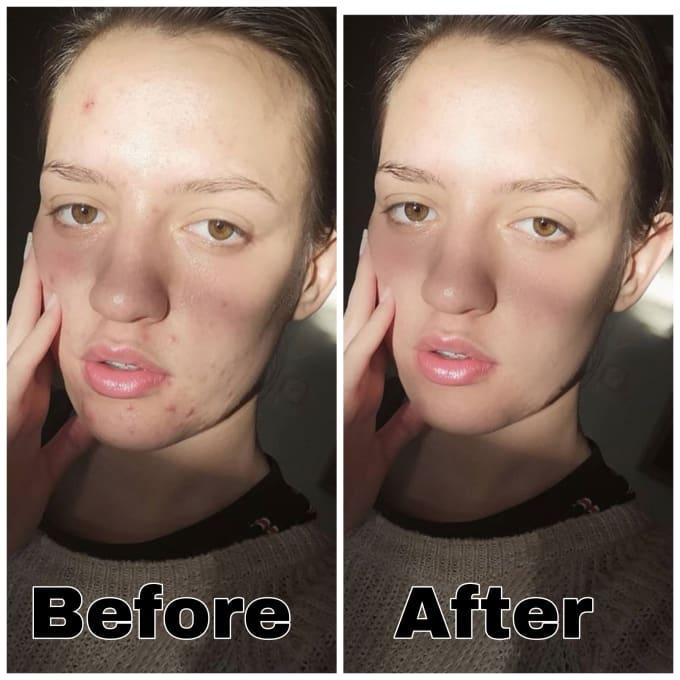 Photography retouching photoshop cc