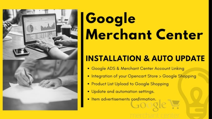 ratwasher : I will integrate your opencart website to google shopping for  $20 on www fiverr com