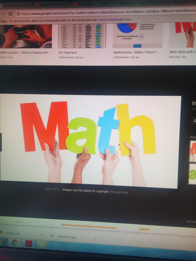 do handle maths online classes