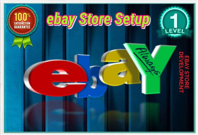 do ebay seller account setup