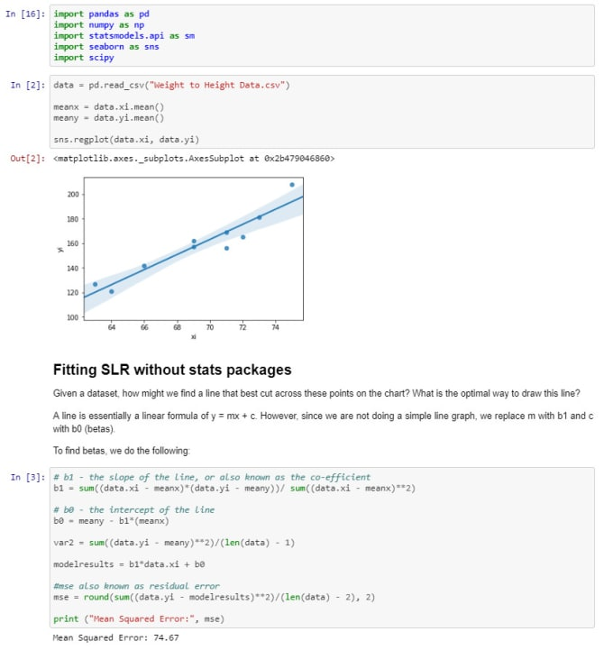 tappyness : I will analyze data and build dashboards on excel and python  for $50 on www fiverr com