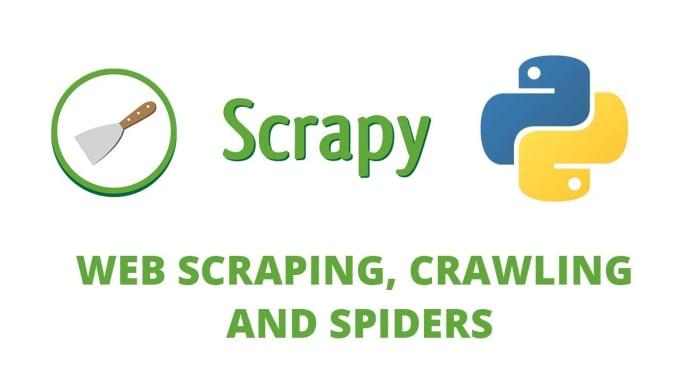 do web scraping using python