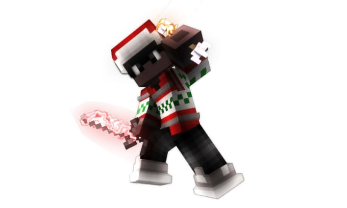 itzfunday : I will play minecraft with you and make you better for $10 on  www fiverr com