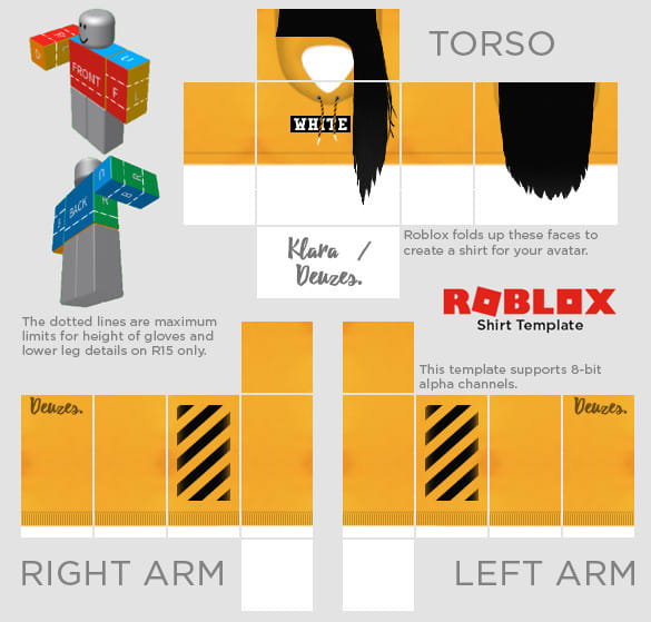 Make A Many Clothing Roblox Templates By W33kly - roblox templates new
