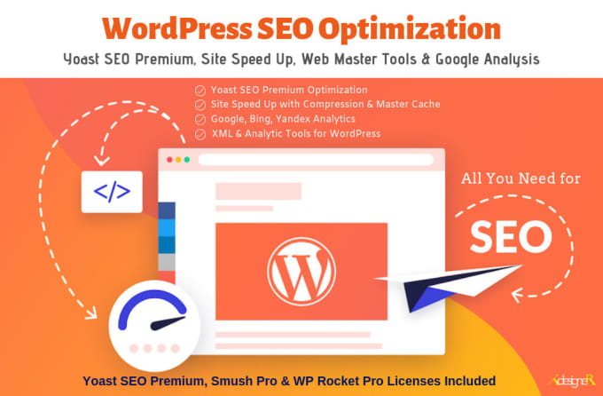 I will do SEO optimization for your wordpress site