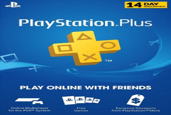 amina11h : I will buy playstation plus 14 day buy withe crpto just 1000 sat  for $5 on www fiverr com