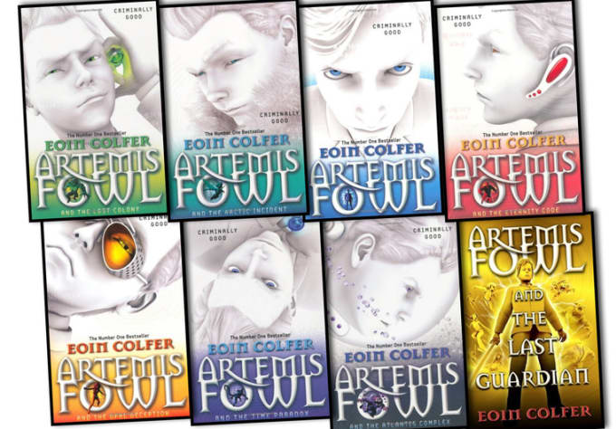 Artemis Fowl The Last Guardian Full Pdf