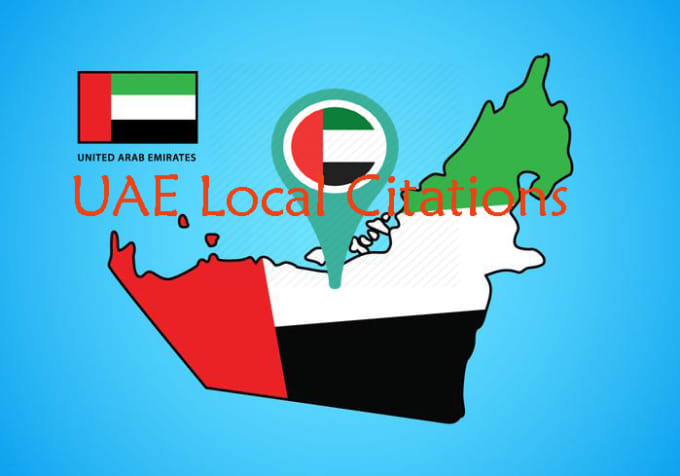 create 25,30,40 local uae citations