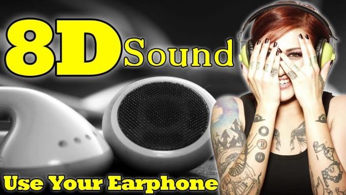 make your audio 8d