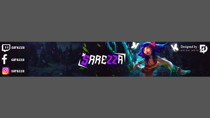 Delkaa I Will Make 2d League Of Legends Banner For 5 On Www Fiverr Com