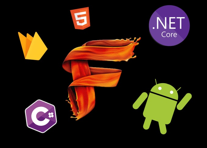 make working firebase websites,csharp apps, and mobile apps