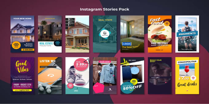 create animated instagram story ads