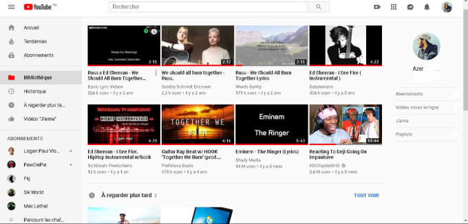 azerabbes : I will promote , sponsor your youtube music for $350 on  www fiverr com