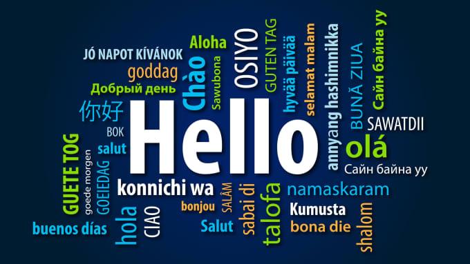 Bhaveshmoon I Will Translate Hindi Or Marathi To English Or Viceversa For 5 On Wwwfiverrcom