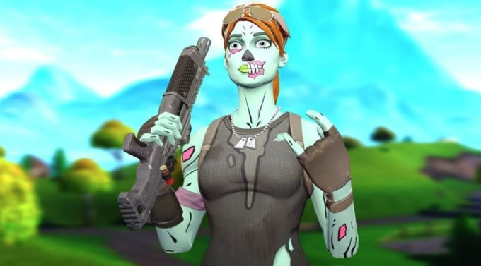 Make Fortnite Thumbnails For You By Itsyaboiwheels