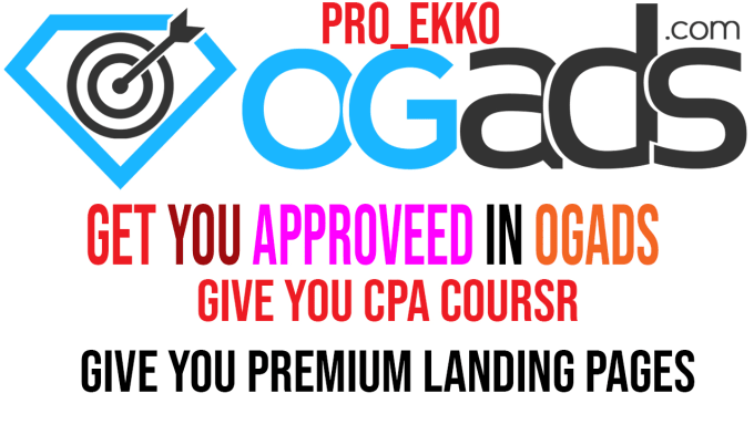 get you approved in ogads