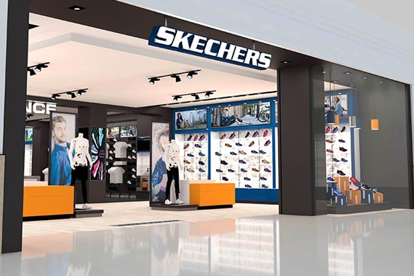 retail store design cad and 3d