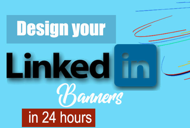 Graphicstouch I Will Design Stunning Linkedin Banner Header Or Background Cover For 5 On Www Fiverr Com