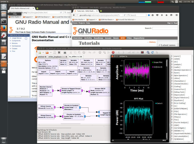 help you with your gnu radio and signal processing projects