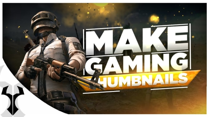 Dayansherwani I Will Make Pubg Mobile Or Pc Thumbnail For Your Youtube Channel For 5 On Wwwfiverrcom