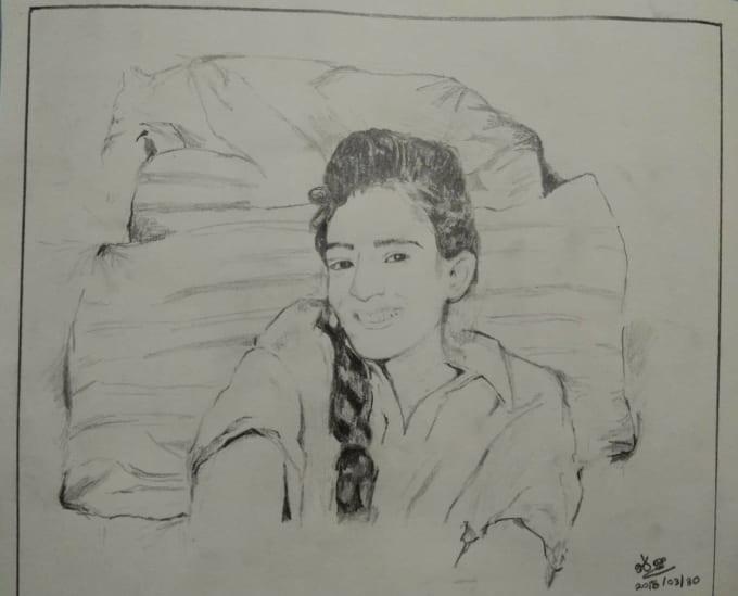 Draw Creative Pencil Art Drawings