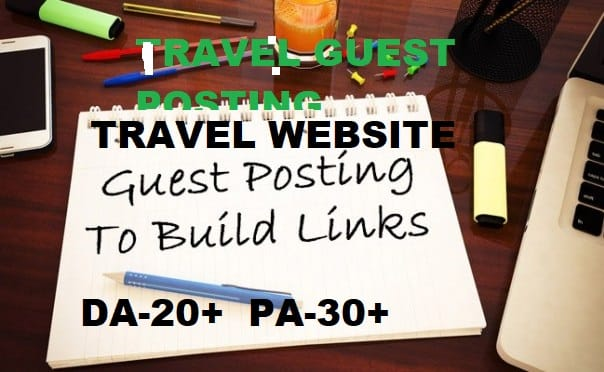 Submit guest post travel
