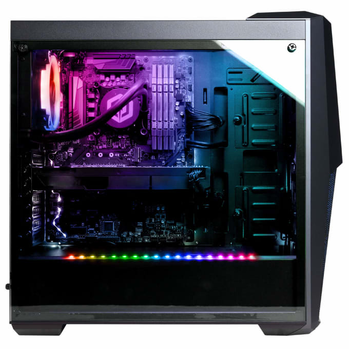 recommend a gaming pc build for any budget