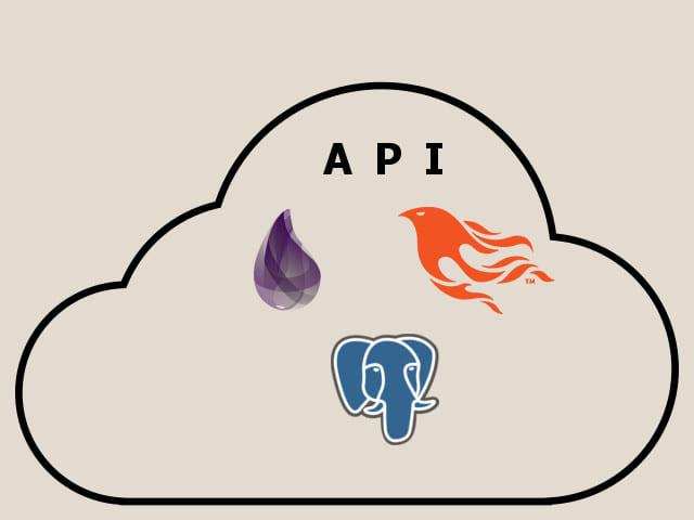 develop rest API in elixir and phoenix