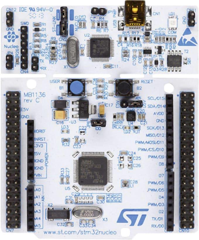do stm32 programming stm arm cortex code keil cubemx project