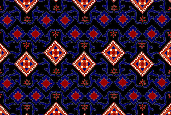 Create Textile Pattern And Fashion Design For Your Requirements By Munaza Malik