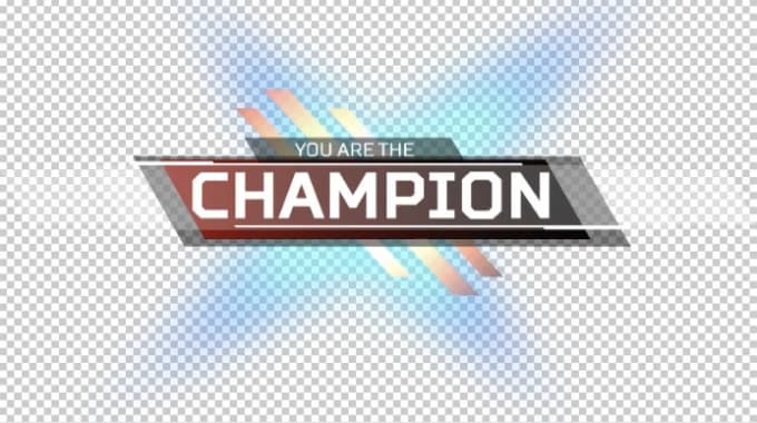 Customize An Apex Legends You Are The Champion Animation