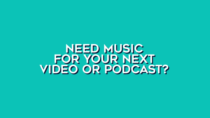 write instrumental music for your video or podcast