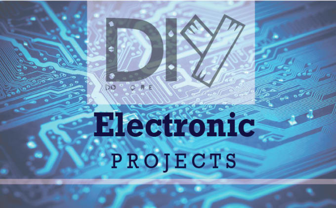 Do Diy Electronic Projects