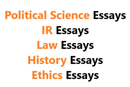 Essay Thesis Statement Example  Informative Synthesis Essay also Apa Format Essay Paper Help In Law Political Science International Relations History Ethics  Essays The Kite Runner Essay Thesis