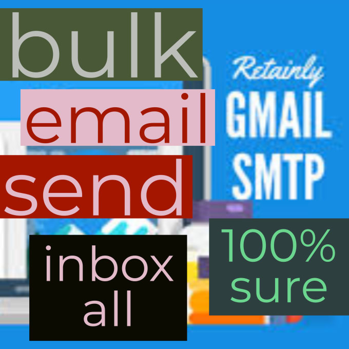 send bulk email marketing