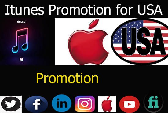 do viral itunes music promotion or apple music promotion