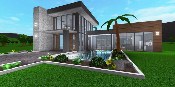 build u a really good bloxburg house