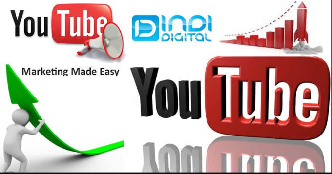 do youtube organic promotion