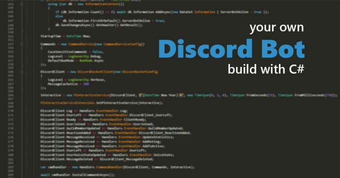 discord bots programming language