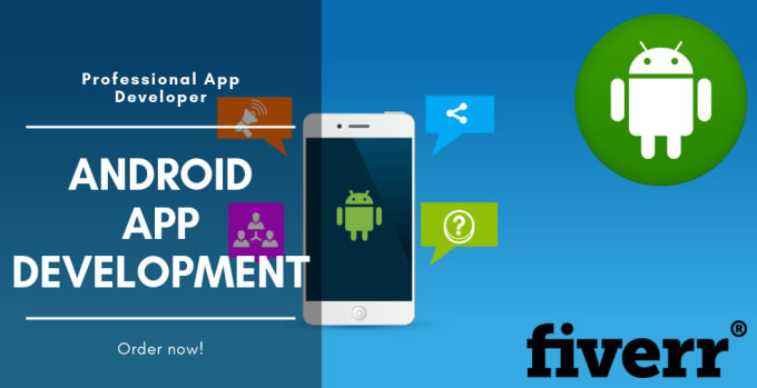 build an android app for you
