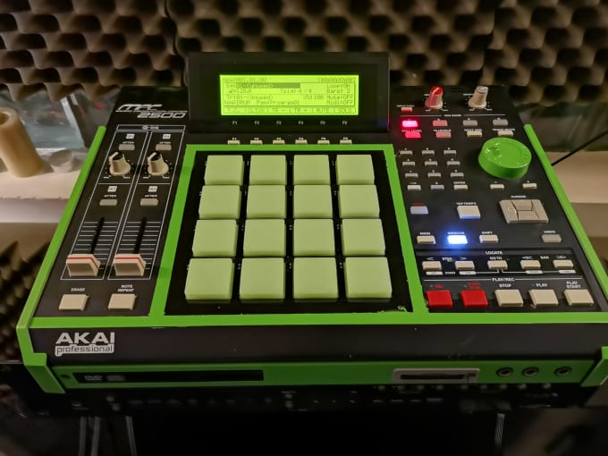 program the best mpc drum groove for your song in any style