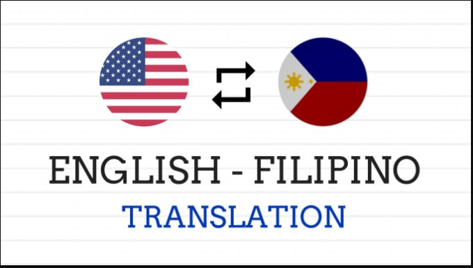 translate english to filipino,filipino to english translator