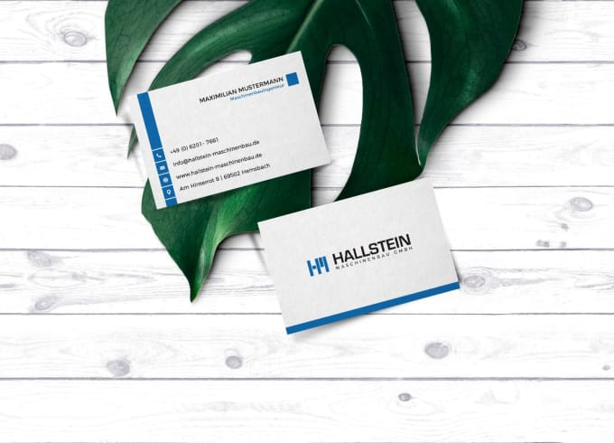 Design You A Modern Business Card