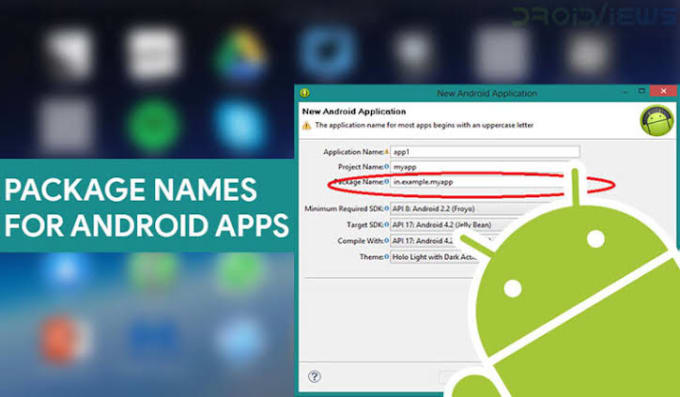 How To Change Apps Package Name